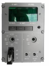 Painel de controle elétrico OVH