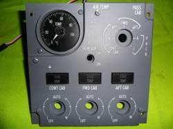 Painel de ar condicionado OVH